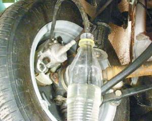 Прокачка тормозов на ВАЗ 2109