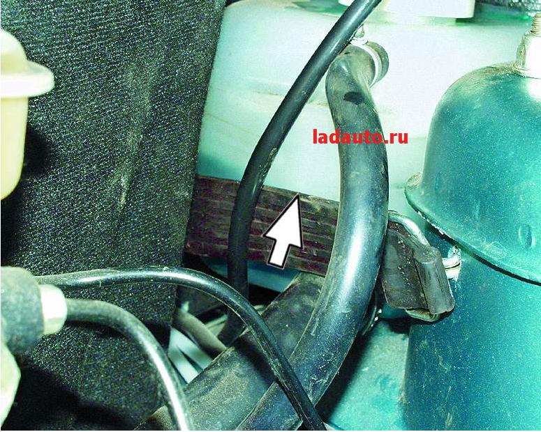 Фото №25 - промывка системы охлаждения ВАЗ 2110